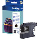 Brother Tintenpatrone LC-123BK, schwarz