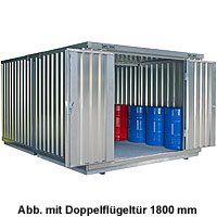 Container- Kombination SAFE TANK 2000