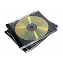Fellowes® CD/ DVD- doosje
